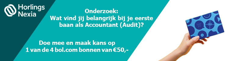Beginnend Assistent Accountant (Audit)