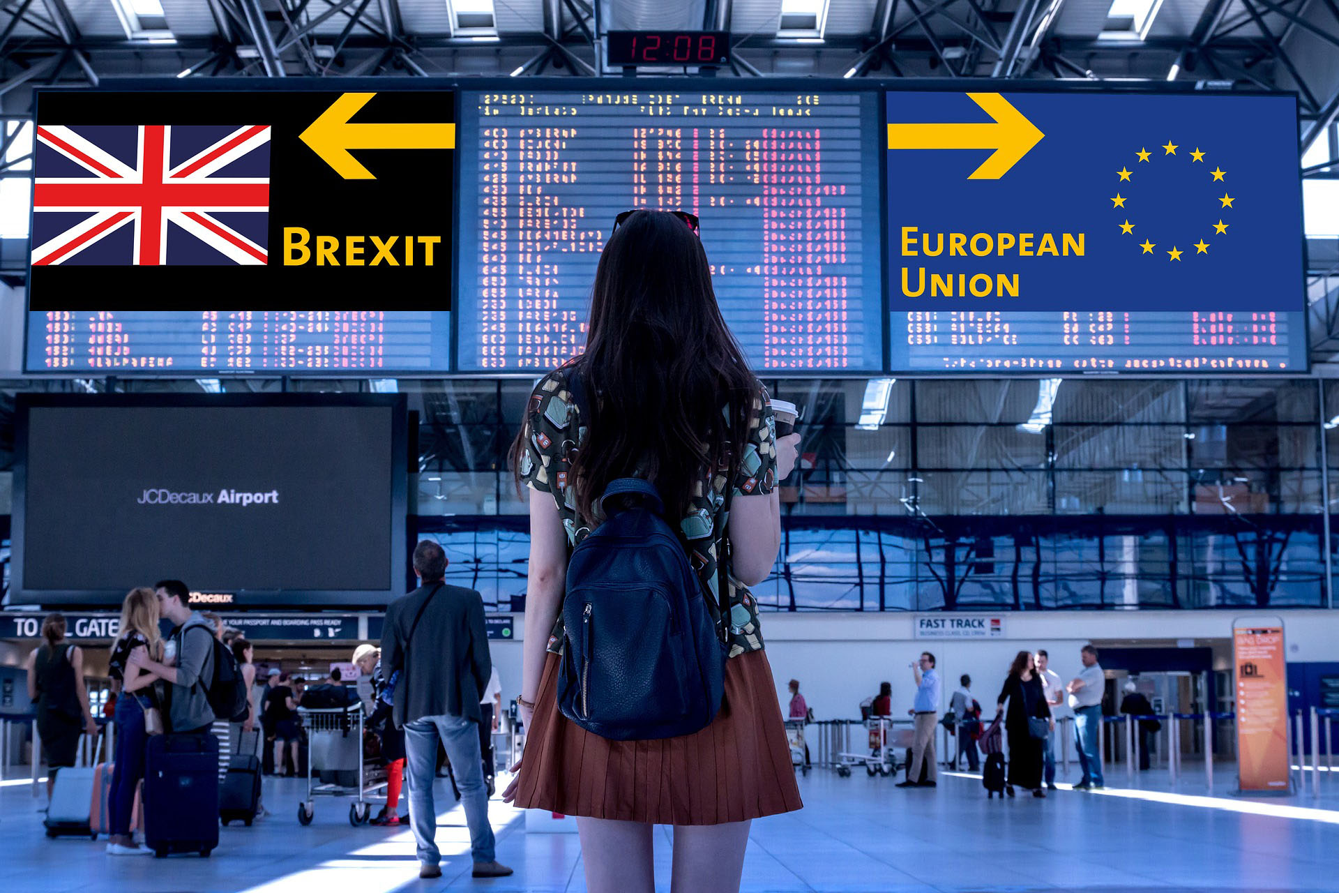 VAT-related consequences of a no-deal Brexit on 1 January 2021
